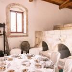 Antico Palmento, dettaglio e allestimento